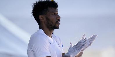 Bassa Mawem wird die Olympia-Premiere im Sportklettern in schlechter Erinnerung behalten