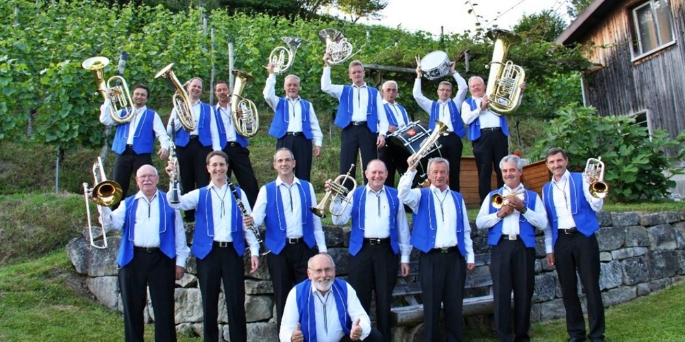Die Goldbergmusikanten Schmerikon freuen sich auf unterhaltsame Konzerte.