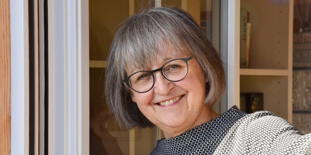 Die Autorin Jolanda Spirig lebt und arbeitet in Marbach (Bilder: zVg)