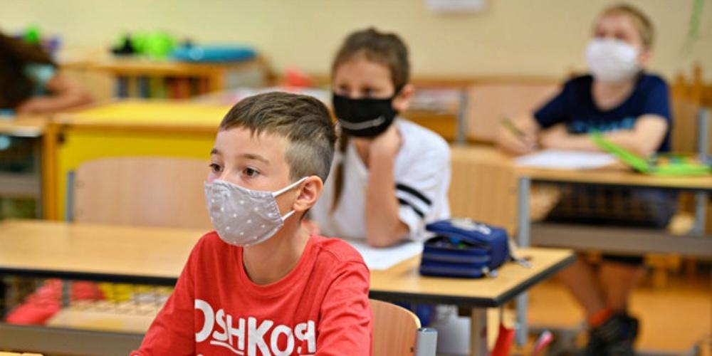 Trotz sinkenden Fallzahlen: Die Maskenpflicht gilt neu in Zürich, Basel und Solothurn schon in der Primarschule.