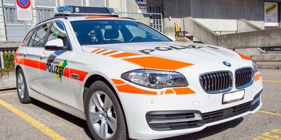 Die Schaffhauser Polizei bittet die Bevölkerung um sachdienliche Hinweise zu diesem Vorfall. (Symbolbild)