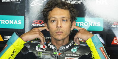"""Seine 26. Saison ist zugleich die letzte: der 42-jährige """"Dottore"""" Valentino Rossi tritt auf Ende Saison zurück"""