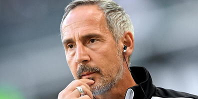 Der neue Gladbach-Trainer Adi Hütter muss die Erfolgsformel mit der Borussia noch finden