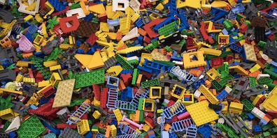 Grosse Nachfrage: Lego City, Lego Star Wars und Lego Technic sind Verkaufsschlager. (Symbolbild)