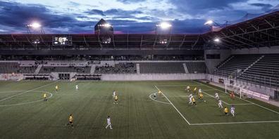 Die wefox Arena ist seit heute, 7. September, im Besitz der FC Schaffhausen AG.