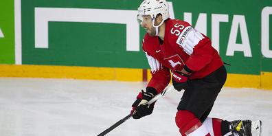 Romain Loeffel nahm mit der Schweiz an vier WMs und einmal an Olympischen Spielen teil