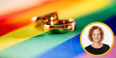 """Die """"Ehe für alle"""" ist längst überfällig, findet Barbara Tudor, Herausgeberin von Zürioberland24."""