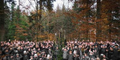 Der Kampf um den Tägernauer Wald geht in eine neue Runde.