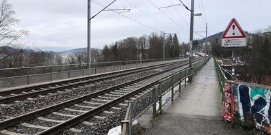 Noch in diesem Jahr soll die SBB-Sitterbrücke ausgebaut werden.