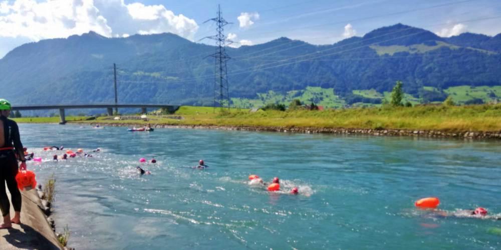 Bald ist es soweit und der Startschuss für den ersten Triathlon im Linthgebiet wird fallen.