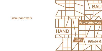 Der Fotowettbewerb mit Preisverleihung befasst sich mit der Bedeutung des Handwerks in der Baukultur.