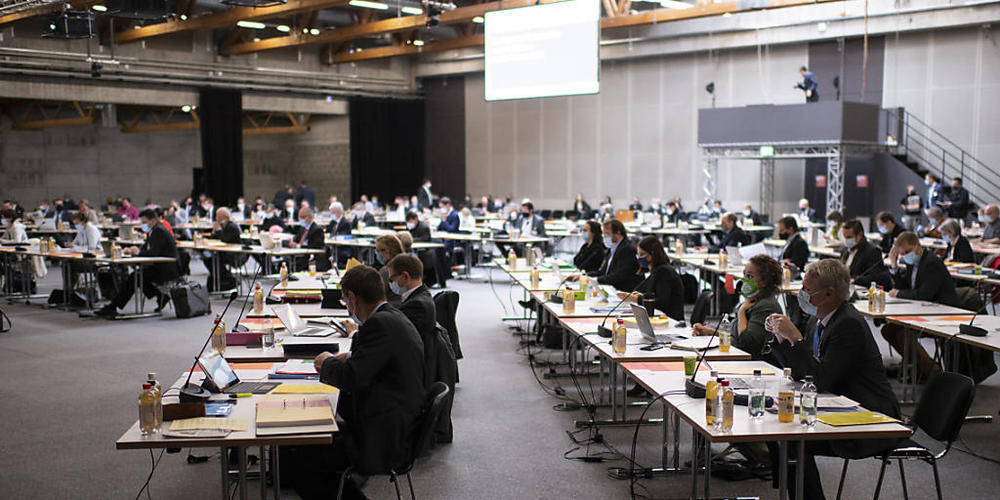 Der St. Galler Kantonsrat wird sich im September mit einem Nachtragskredit für die Forensikstation in Wil beschäftigen müssen. (Archivbild)