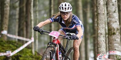 Die 21-jährige Französin Loana Lecomte ist als Seriensiegerin das Mass der Dinge