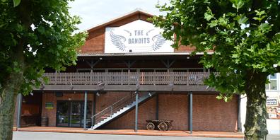 Das «The Bandits» in Tuggen öffnet am Mittwoch seine Türen wieder.