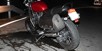 In Schmerikon verunfallte am Samstag ein Motorradfahrer.