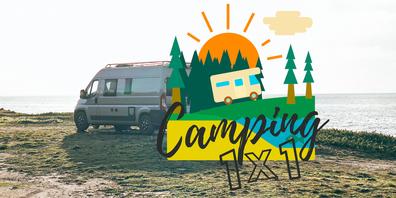 In unserer Serie erfahrt ihr von Pam & Angi alles rund um das Campen.