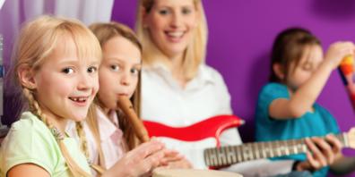 Ganzen Familien soll das Musizieren nähergebracht werden