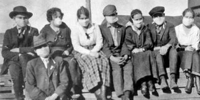 Die Spanische Grippe wütete anfangs des vorletzten Jahrhunderts.