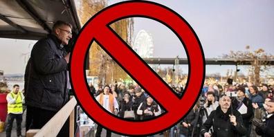 Das Aktionsbündnis Urkantone schreibt, dass es sich bei allen vorgebrachten Gründen zum Verbot um Ausreden handle.