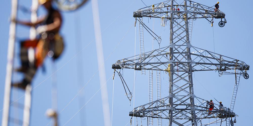 In Sachen Strommangellage sieht auch die Schwyzer Regierung nicht ein allzu hohes Risiko, da unser Land mit 41 grenzüberschreitenden Leitungen ins europäische Stromnetz eingebunden ist.