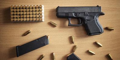 Nicht mehr genutzte Waffen können am Aktionstag der Kantonspolizei abgegeben werden (Symbolbild).