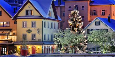 Projekt Weihnachtsbaum Lachen: Interessierte Künstler können sich ab sofort anmelden.