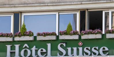Im August stiegen die Übernachtungszahlen in Schweizer Hotels um 27 Prozent gegenüber dem Vorjahr. (Archivbild)