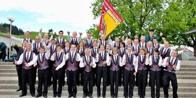 Der Musikverein Goldingen meldet sich wieder voller Elan von der Corona Zwangspause zurück.