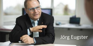 Jörg Eugster - Der Zukunftsbotschafter ®