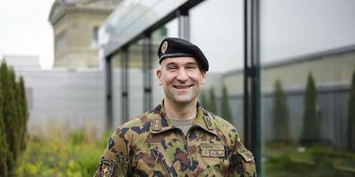 Armeechef Thomas Süssli laufen die IT-Kosten aus dem Ruder. (Archivbild)