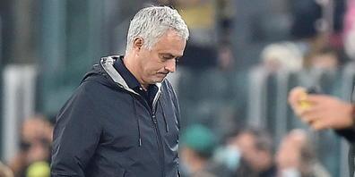 José Mourinho sah einen katastrophalen Auftritt seiner Römer im hohen europäischen Norden