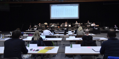 Fünfte Sitzung der Amtszeit 2021 bis 2024
