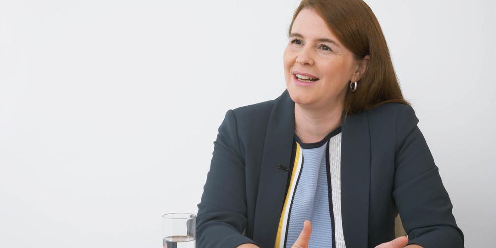 Caroline Hilb Paraskevopoulos ist Leiterin Anlagestrategie und Analyse bei der SGKB