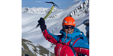 Beatrice Egli will aufs Matterhorn. Ende Mai bestieg sie den 4092 Meter hohen Pollux.