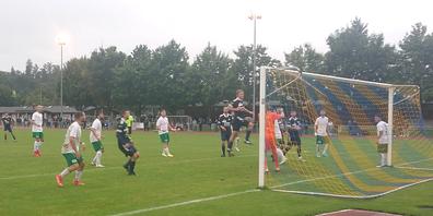 Vor dem gegnerischen Tor fehlten dem FC Uzwil Präzision und Effizienz.