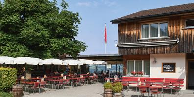 Das Restaurant gilt als beliebtes Ausflugsziel.