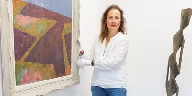 «Erst allmählich begreife ich die DNA des Ortes und der Region», so Lucia Angela Cavegn, die unter anderem als Kulturbeauftragte der Gemeinde Diessenhofen tätig ist.