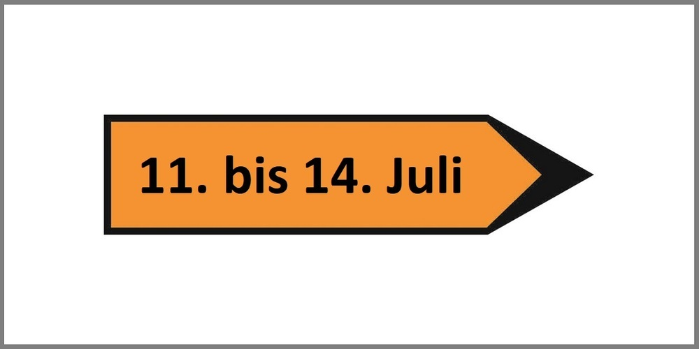 zwischen dem Anschluss Zwizach und Bräägg sowie in der Nacht vom Donnerstag, 15. Juli 2021, zwischen Stelz und dem Anschluss Zwizach für jeglichen Verkehr gesperrt.