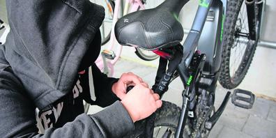 Im Kanton Schwyz wurden letztes Jahr 62 E-Bikes gestohlen.