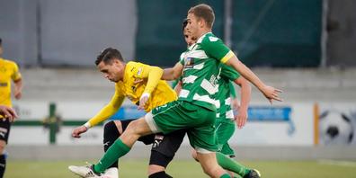 Das Auftaktspiel des FC Schaffhausen gegen den SC Kriens wurde verschoben. (Archivbild)