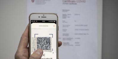 Für 3G-Zertifizierte gibt es keine Ausnahmen beim Zugang zu Anlässen.