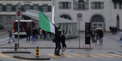 Keine Cupfeier in St.Gallen.