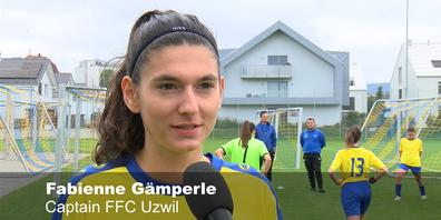 Fabienne Gämperle und ihr Team sind auf Erfolgskurs.