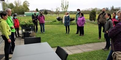 Die interessierten Besucherinnen und Besucher erlebten einen spannenden Abend.