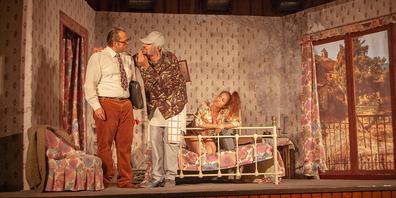 Das Störtheater schickt sein Publikum auf eine humorvolle Reise nach Spanien.