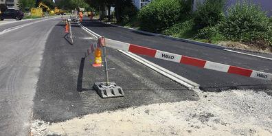 Vom 11.Juni 2021, 18.00 Uhr bis Sonntag, 13.Juni, 6.00 Uhr, ist die Grüntalstrasse gesperrt.
