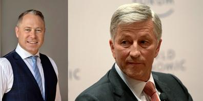Dr. Philipp Gut zieht den Hut vor Unternehmern wie Verwaltungsratspräsident von Swiss Life Rolf Dörig, welche das Institutionelle Abkommen auch in der Öffentlichkeit dezidiert ablehnen.