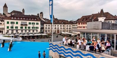 Auf einer speziellen Entdeckungsreise durften 25 Meetingplaner die Attraktionen der Rosenstadt entdecken.