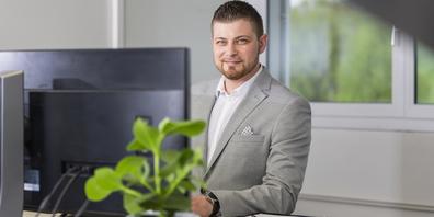 Prime-Computer-CEO Sacha Ghiglione