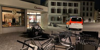 Zerstörungswut und Randalen: Viele Jugendliche distanzieren sich davon.